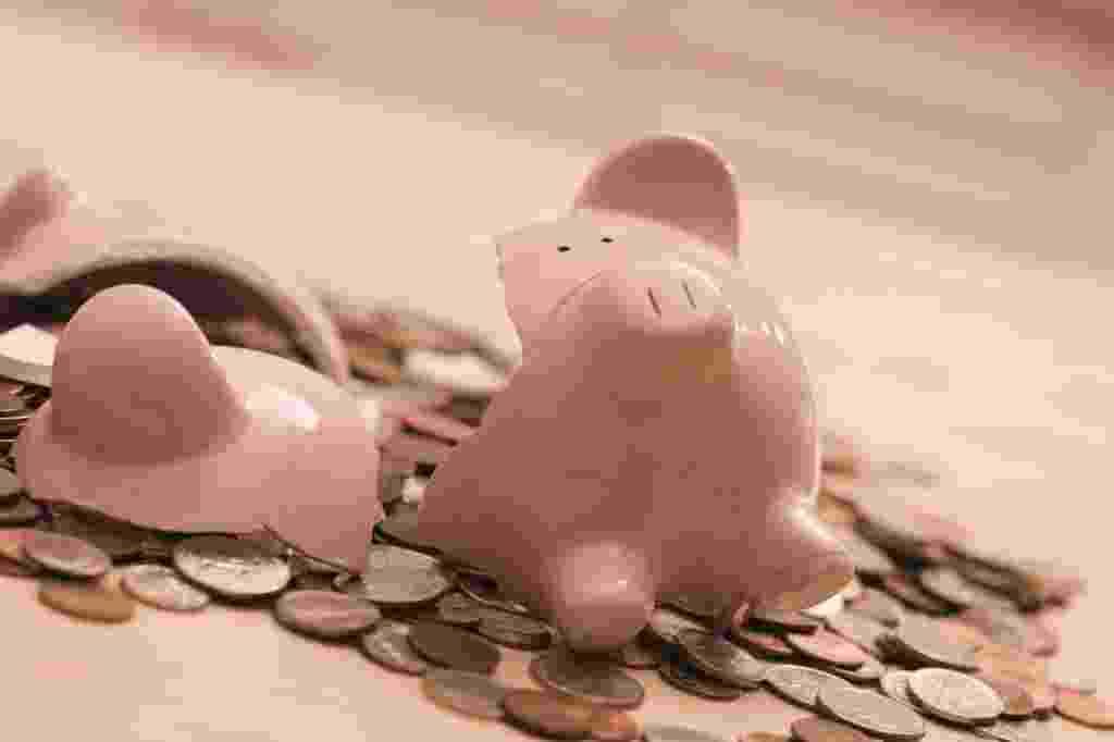 cofre, porquinho, economia, finanças, poupança, dinheiro - Getty Images