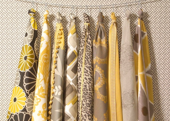 """O Color Marketing Group escolheu um amarelo mostarda e dourado, chamado """"lua-de-mel"""", como a cor do ano para 2011"""