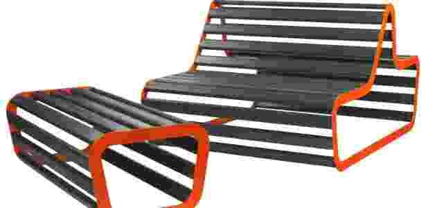 Conjunto Sun Deck, de Michael Koenig para a Flora - Divulgação