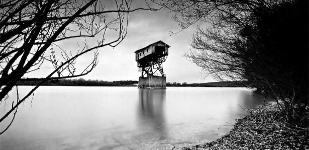"""Fotografia """"The Last Tower"""" de Zoltan Balogh, uma das finalistas do concurso Art of Building Digital Photography Competition, na Grã-Bretanha (27/06/2011) - Zoltan Balogh/Art of Building Digital Photography Competition/BBC"""