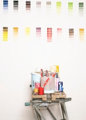Casa tipo de tinta serve para uma determinada aplicação e é importante fazer a especificação correta para obter um bom resultado