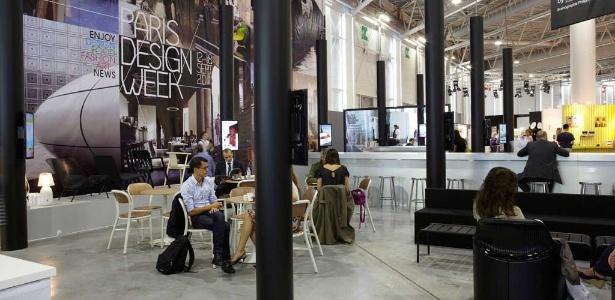 Bianual, a segunda edição de 2011 da Maison et Objet Paris aconteceu entre os dias 9 e 13<br> de setembro na capital francesa. A feira cobre todo o espectro de decoração e interiores - Filloux&Filloux / Divulgação