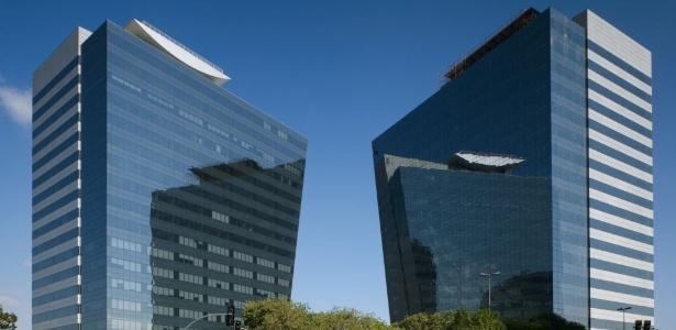 Complexo Rochaverá, projetado pelos arquitetos do escritório Aflalo & Gasperini, em São Paulo - Divulgação