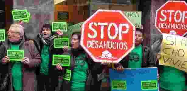Movimento 15 M - Stop Despejos/Divulgação