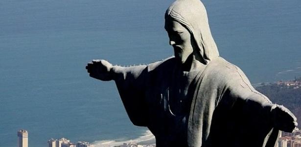 Cristo Redentor, no Rio de Janeiro,completa 80 anos. Monumento é em estilo Art Déco - Reprodução/BBC